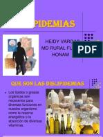 Dislipidemia Honam