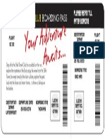 Shell Boarding Pass Mock-Up
