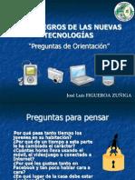 Peligros de Las Nuevas Tecnologias - Comunicacion Oral y Escrita