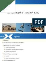 Public Webinar Tsunami 8200 Launch