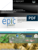 Daily Equity-report by Epicresearch 25 July 2013
