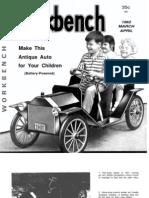 Pedal Car Plans 01