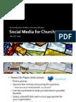 Microsoft Power Point - Social Media for Churches
