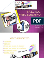 Video Educativo Luisa Ana Mitze Yare