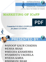 Launch of Icofp