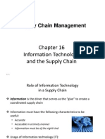 Module 5- Supply Chain Management
