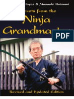 SNG2PDF Secrets From the Ninja Grandmaster Free Sample