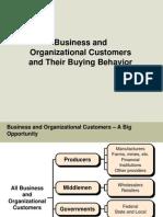 Organizational Buying