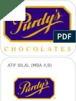 Atif Bilal Purdy's Chocolates