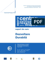 Suport Curs-Dezvoltare Durabila (Cj Ucecom)