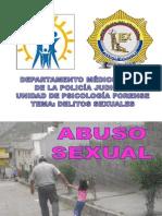 Delitos Sexuales_ab. Sx. Psicologia Forense_italo Rojas_edgar Poveda