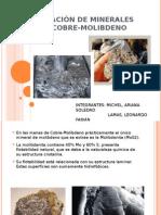 FLOTACIÓN DE MINERALES DE COBRE-MOLIBDENO