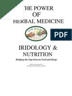 The Power of Herbal Medicine Herbsandiridology