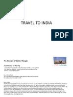 indio viaje turismo