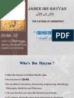 jaber  ibn  hayyan