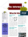 2009 March QELA Student Newsletter
