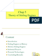 Chap 5 Theory of Stirling Engines