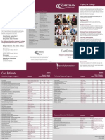 Cost Estimate Brochure 2013