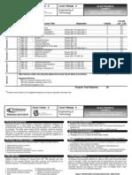 10-605-1 Electronics Curriculum Sheet 2013-14