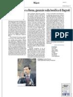Rassegna Stampa 25.07.2013