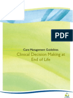 Clinical Decision Making EOL Final