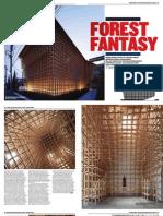 Forest Fantasy Frame