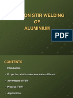 4612127 Friction Stir Welding
