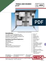 Distr Panel Eex Wheter Proof