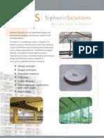 Siphonic Brochure