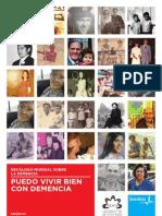 Decalogo Mundial Sobre Demencia 1