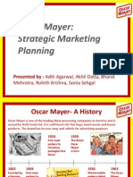 Oscar Mayer Presentation
