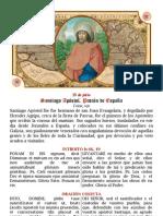 Santiago Apóstol, patrono de España. Forma Extraordinaria del Rito Romano (PDF) 25 de Julio