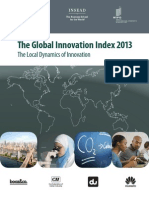 The global innovations index 2013