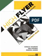 High Flyer Teacher's Book.