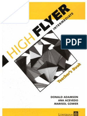 teachers book high flyer intermediate