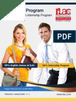 캐나다 ILAC COOP 인턴쉽