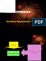 K - 34 Food Diversity (Gizi)