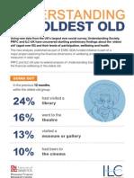 Understanding the Oldest Old