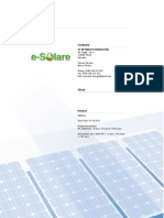 Pachet Fotovoltaic 1,84 KWp