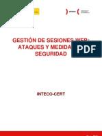 Gestion Sesiones Web Seguridad