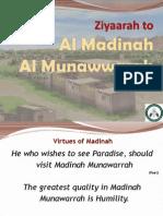 Ziyarah to Madinah