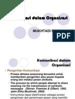Komunikasi Dlm Org