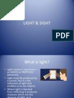 Light & Sight