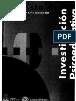 procedimiento de identificacion de superdotados y talentos específicos. Revista de investigacion psicoeducativa.