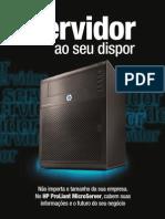 e Book HP ProLiant Microserver