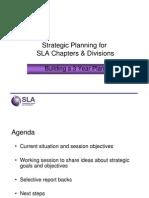 30. 3 Year Strategic Planning