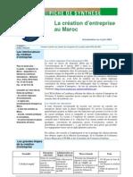 Maroc Creation d'Entreprise