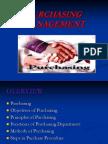 purchasing Management
