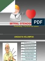 Mitral Stenosis Ppt