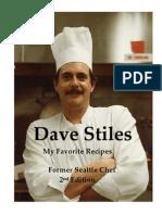 Dave's Cookbook 04102009